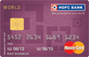 World MasterCard Credit Card